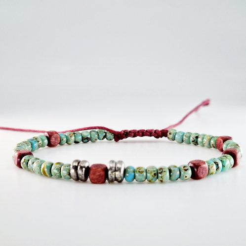Edna bracelet in Turquoise