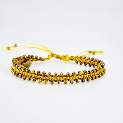 Dorothy bracelet in yellow