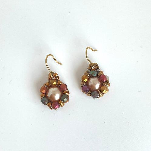 Julia earrings- Autumn