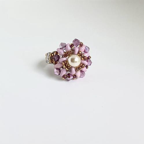 Cristina ring - Pink