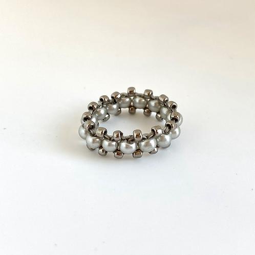 Kate ring - silver