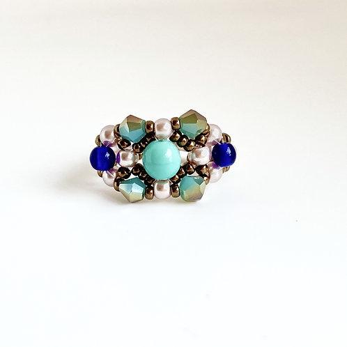 Margaret ring-Turquoise