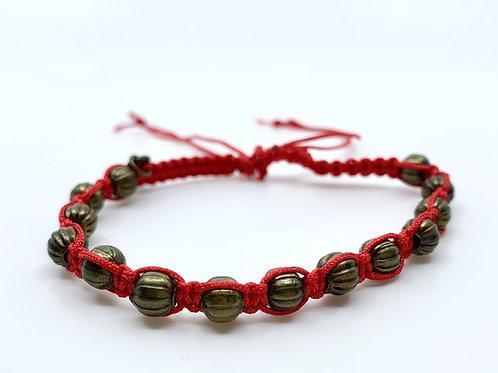 Amaranth bracelet