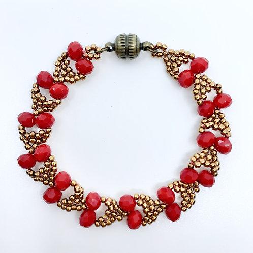 Scarlet bracelet