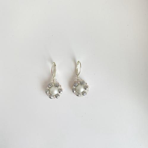 Julia earrings- Silver