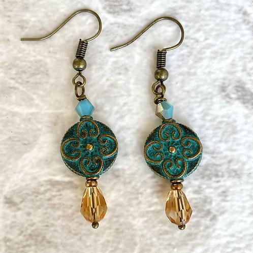 Katherine earrings