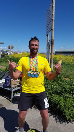 dave rayson tidal triple finisher