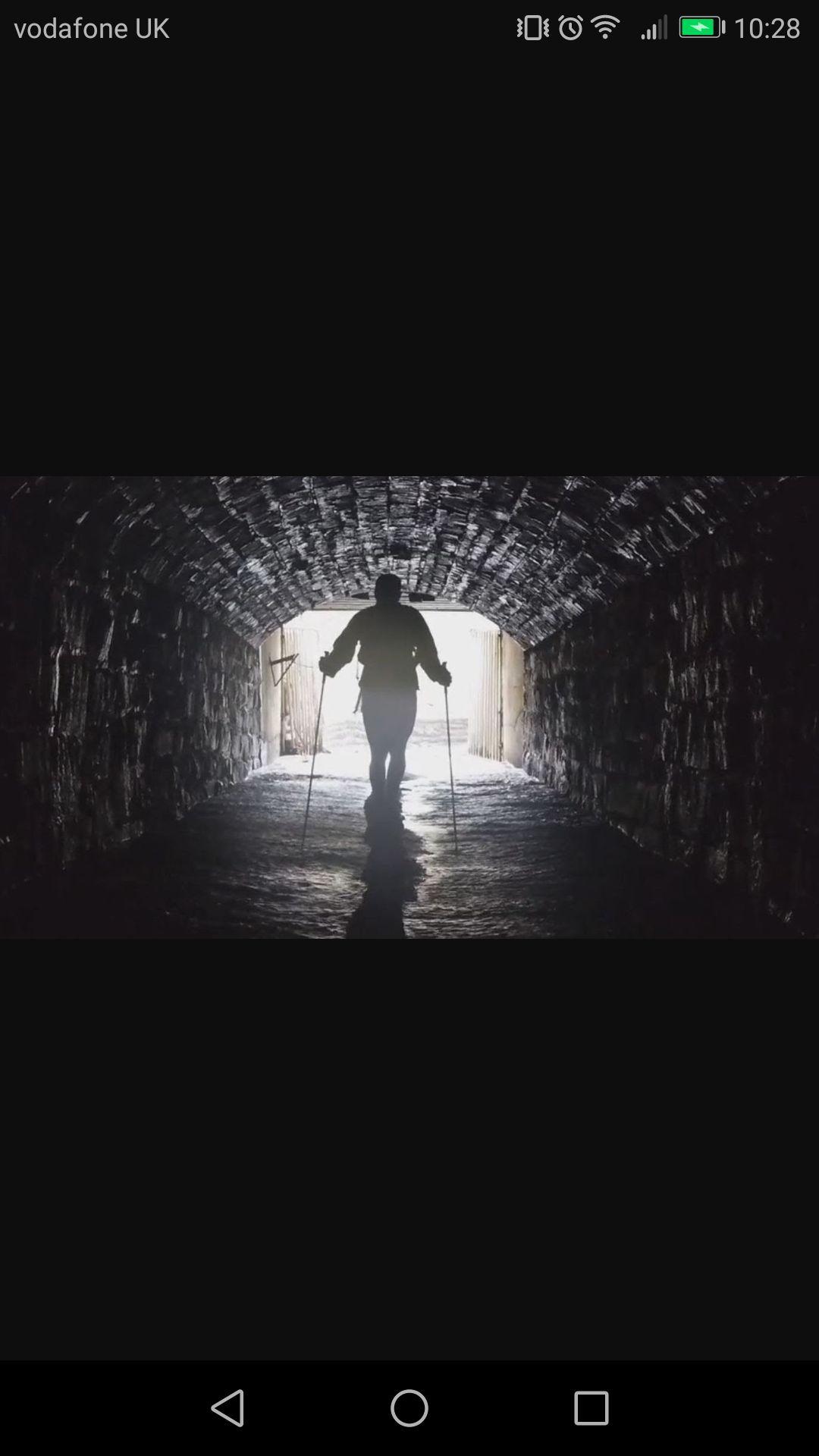 BIF50 tunnel photo