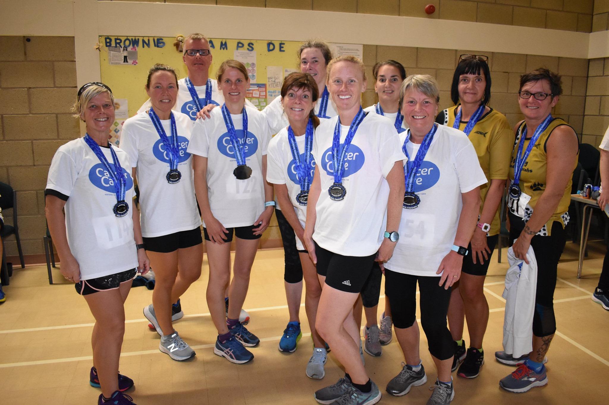 group finish photo 3