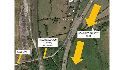 Map for race start area - Summer Saunter 2021.jpg