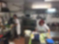 ברכה ומיה במטבח בבאני די לוקה.JPG