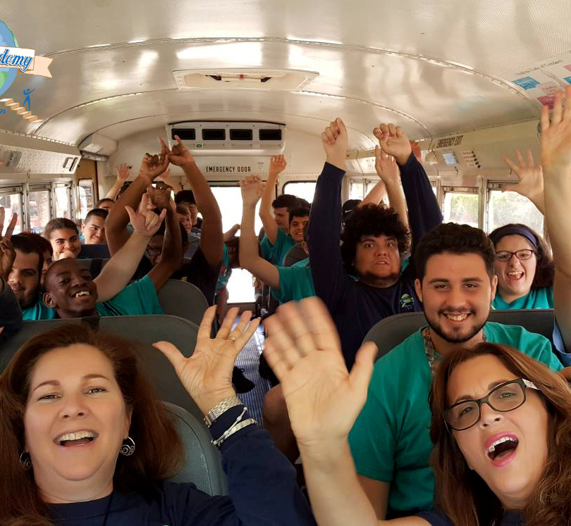 Put Your Hands Up if You Love Field Trips!
