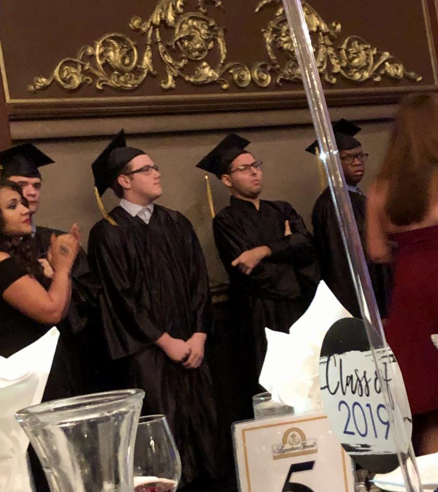 Divine Academy Graduates