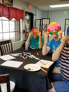 Mask Art