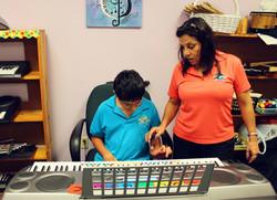 Divine Academy Music Class