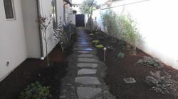 Flagstone Butterfly Walkway