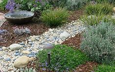 Decorative Landscape Dry Creek