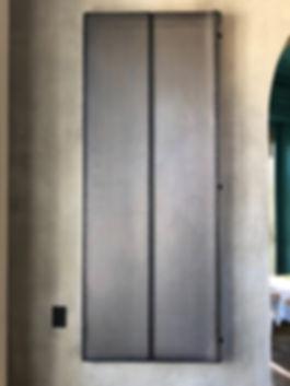 Armadio Cage. Complemento arredi. Desing. Luini12. Vednita mobili. Milano. Architettura