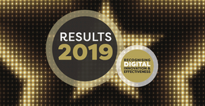 PM Society - Digital Awards, 2019 (UK)