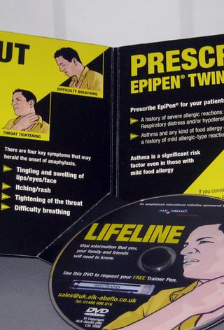 EpiPen materials