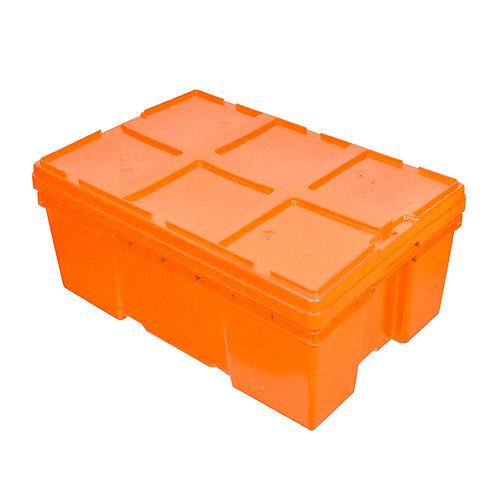 Caja Montreal Cerrada de 28 CON TAPA  60cm x 40cm x 28cm