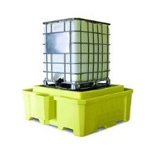 Tarima Antiderrames para Totes IBC de 1,000 litros IBC2000i