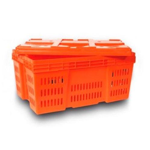 Caja TORREON 28 Con tapa 60x40x28 cm