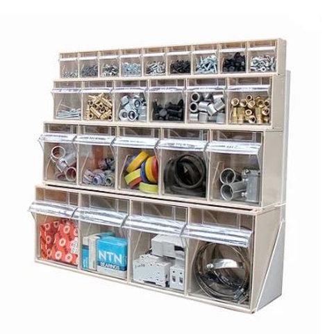 Sistema de Gavetas ERNI de 24 cassettes