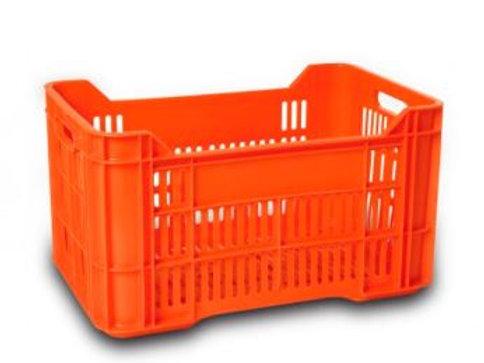 VNO0030 Caja de Plastico Tijuana Calada 50x32.6x27.5 cm