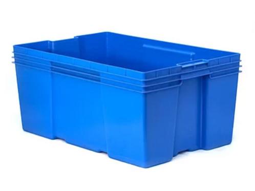 Caja Montreal Cerrada de 28 Sin Tapa 60cm x 40cm x 28cm