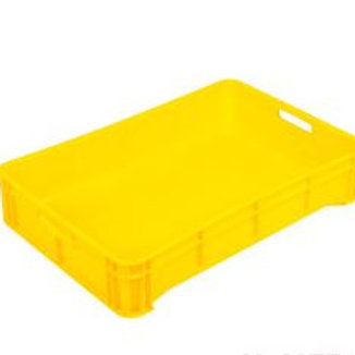 Caja de Plastico LERMA cerrada  60x40x12cm
