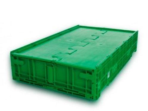 VNO0104 Caja de Plastico CPR Colapsable Guadalajara Baja 100cm x 60cm x 20cm
