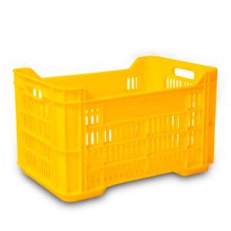 VNO0027 Caja de Plastico Chapala Calada 52x35x31 cm