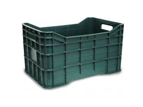 VNO0029 Caja De Plastico Chapala Cerrada 52.5x35x31 cm