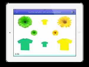 Keyword Understanding App - Aphasia, Aut
