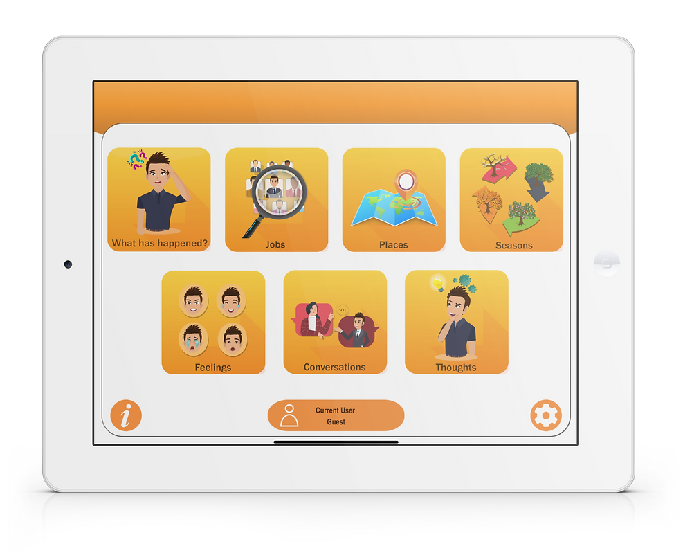 Inference Pics has over 300 social inferencing activities for speech therapy