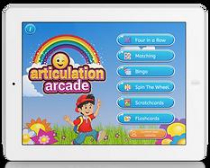 Articulation Arcade - Fun-Filled Articul