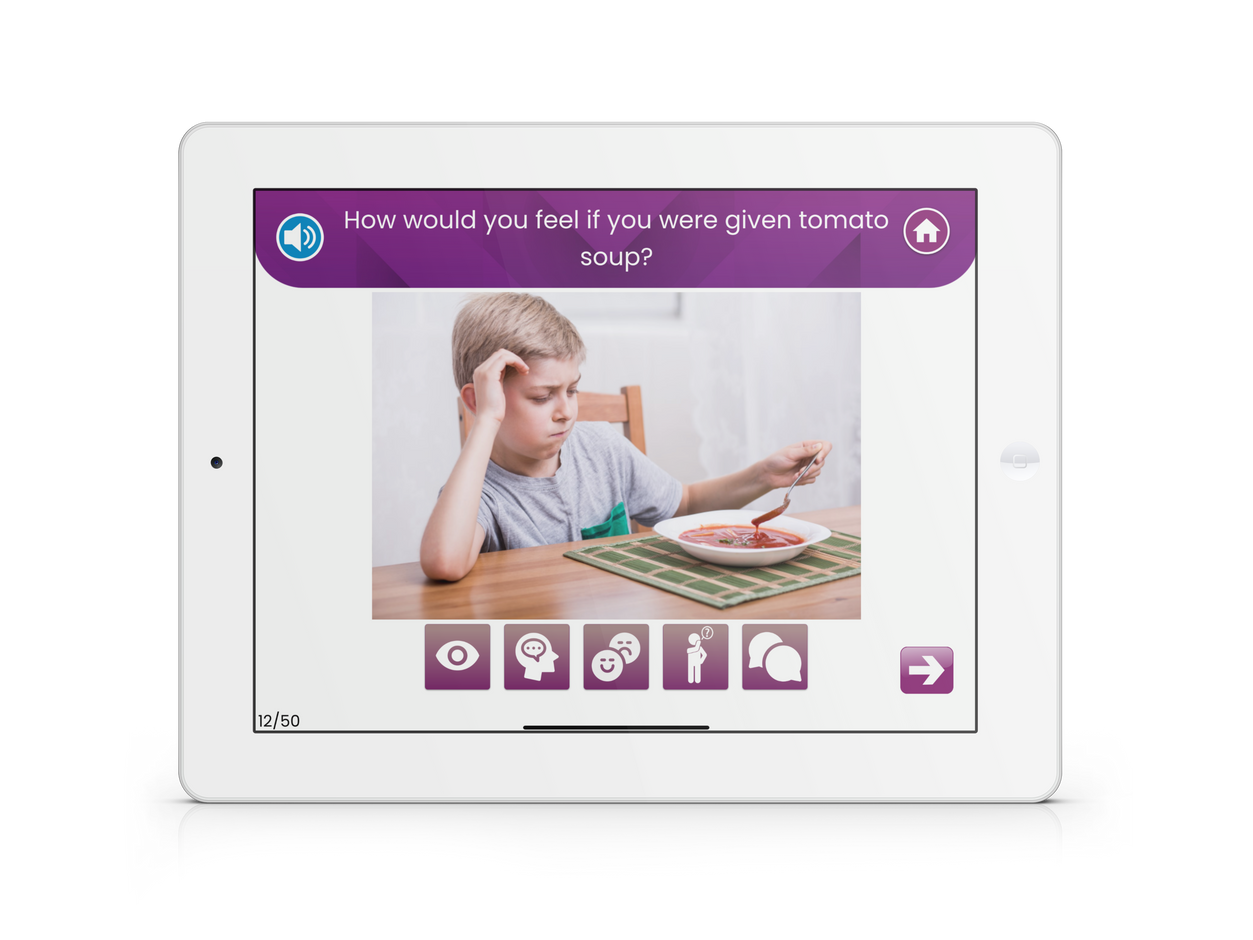 Speech Therapy Apps For Autism: Empathy Pics