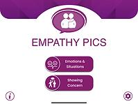 Empathy Pics home screen.PNG