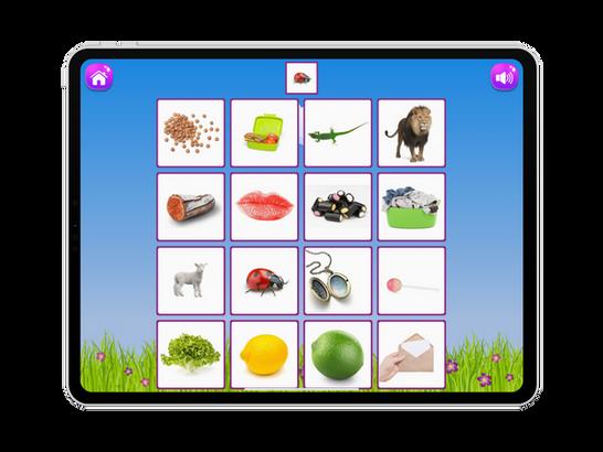 Articulation Arcade by Aptus Speech Therapy - Bingo articulation game