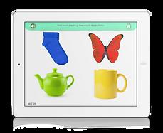 Keyword Understanding app by Aptus Speech Therapy