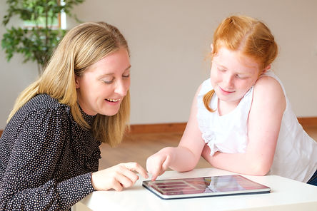 Speech therapy for autism at home: Empathy Pics app