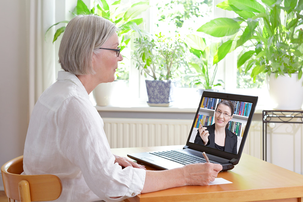 Teletherapy in Speech Therapy
