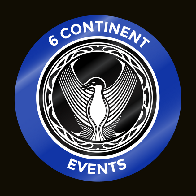 6 Continent Events