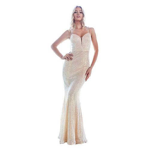 Vestido Opal 904 by Cinderella Divine