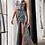 Thumbnail: Vestido Dark Silver by Cinderella Divine