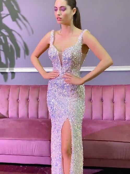 Vestido Opal Blush by Cinderella Divine
