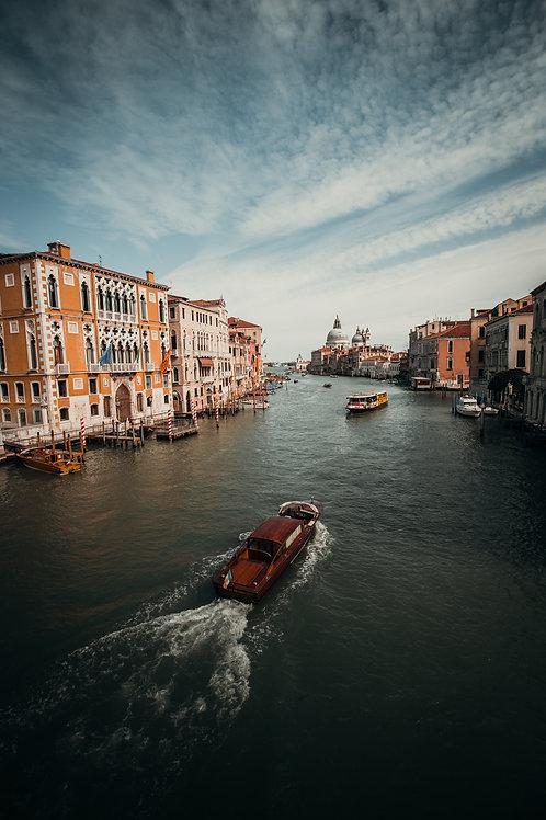 Bateau Venise