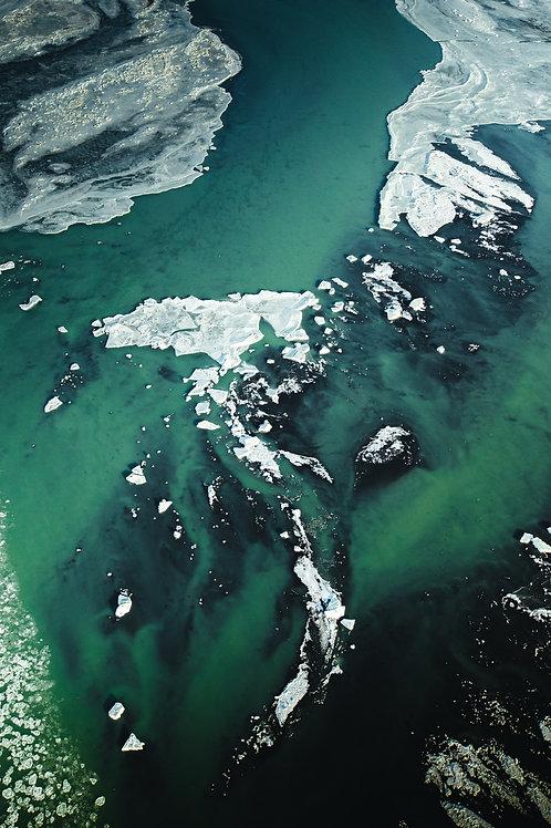 Green river Islande