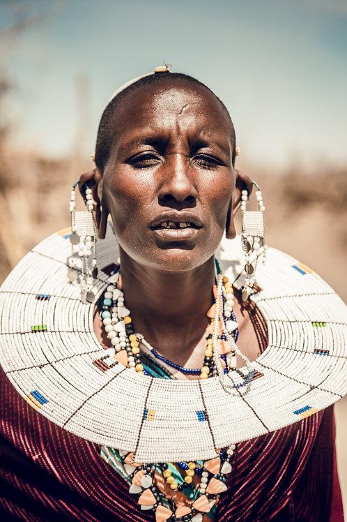 Portrait Tanzanie
